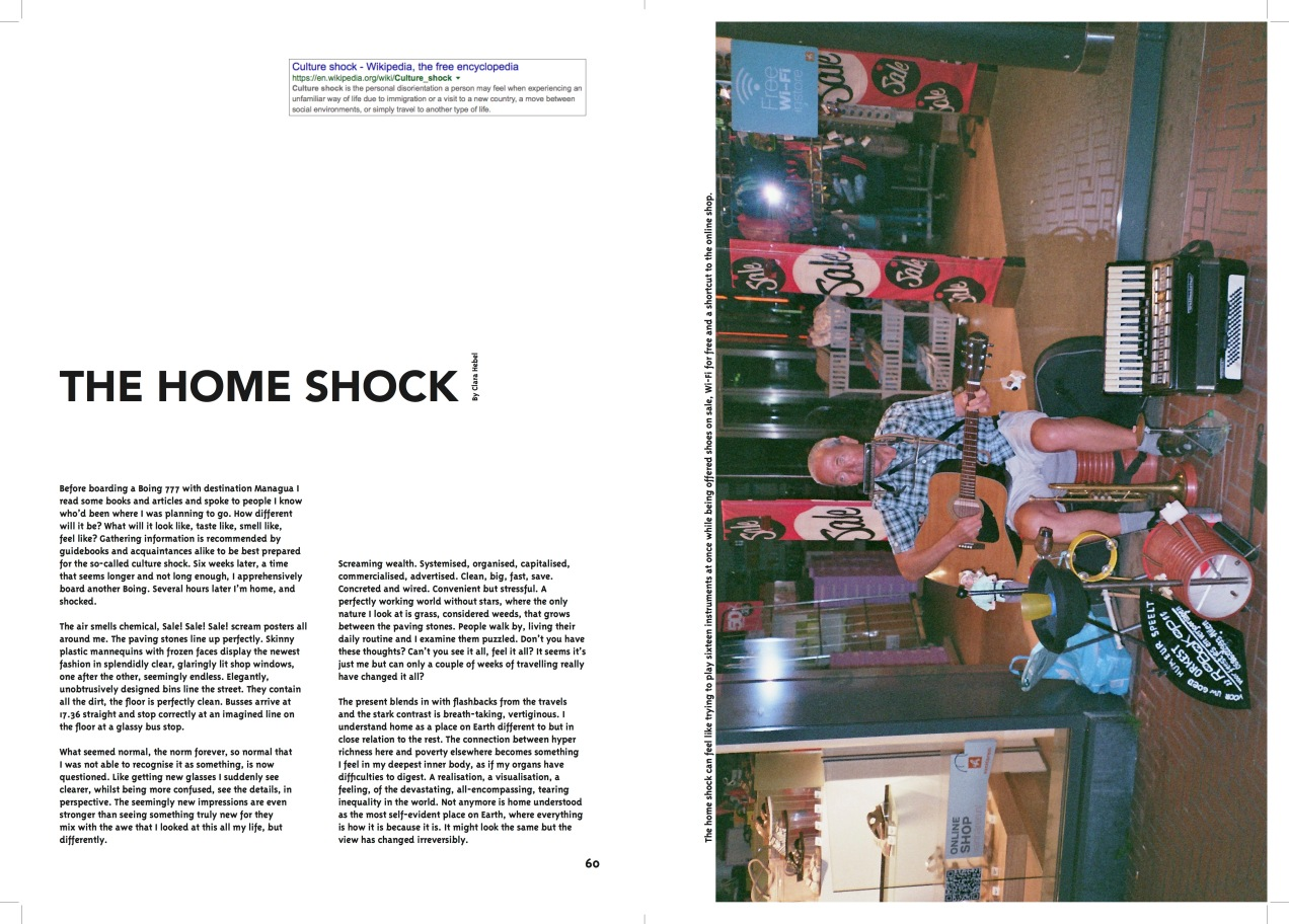 Home Shock by Clara Hebel nullidee.com